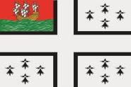 Flagge Nantes