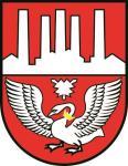 Aufkleber Neumünster Wappen