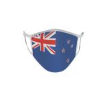 Gesichtsmaske Behelfsmaske Mundschutz Neuseeland