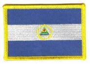 Aufnäher Nicaragua