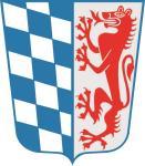 Aufkleber Niederbayern Wappen