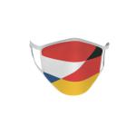 Gesichtsmaske Behelfsmaske Mundschutz Niederlande-Deutschland