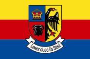 Flagge Nordfriesland