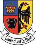 Aufkleber Nordfriesland Wappen mit Schrift