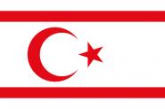 Flagge Nordzypern
