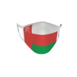 Gesichtsmaske Behelfsmaske Mundschutz Oman
