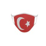 Gesichtsmaske Behelfsmaske Mundschutz Osmanisches Reich