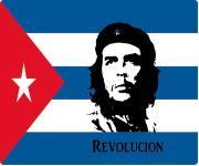Mousepad Textil Peace Motiv Nr. 15 Kuba Che Guevara