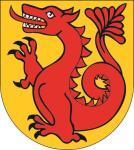Aufkleber Peine OT Dunkelbeck Wappen