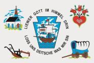 Aufkleber Pennsylvania Deutsche