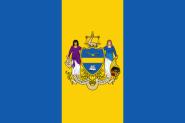 Flagge Philadelphia