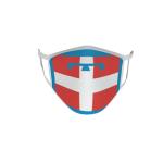 Gesichtsmaske Behelfsmaske Mundschutz Piemont