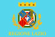 Aufkleber Region Latium