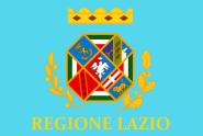 Flagge Region Latium