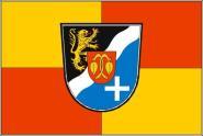 Flagge Rhein - Pfalz - Kreis