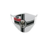 Gesichtsmaske Behelfsmaske Mundschutz Reichskriegsflagge L