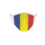 Gesichtsmaske Behelfsmaske Mundschutz Rumänien