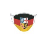 Gesichtsmaske Behelfsmaske Mundschutz Saarland