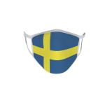 Gesichtsmaske Behelfsmaske Mundschutz Schweden