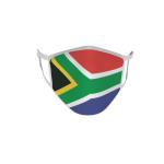 Gesichtsmaske Behelfsmaske Mundschutz Südafrika L