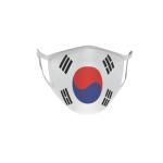 Gesichtsmaske Behelfsmaske Mundschutz Süd Korea