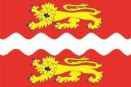 Flagge Seine Maritime Department