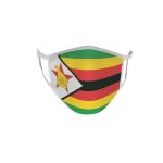 Gesichtsmaske Behelfsmaske Mundschutz Simbabwe