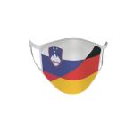 Gesichtsmaske Behelfsmaske Mundschutz Slowenien-Deutschland