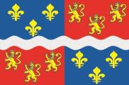 Flagge Somme Department