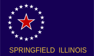 Flagge Springfield