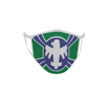Gesichtsmaske Behelfsmaske Mundschutz Starship Troopers Federation