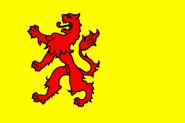 Flagge Südholland