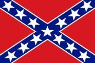 Flagge Südstaaten 30 x 44 cm