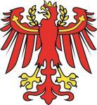 Aufkleber Südtirol Adler 10 x 11 cm