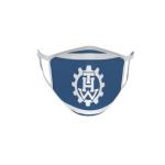 Gesichtsmaske Behelfsmaske Mundschutz Technisches Hilfswerk