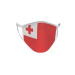 Gesichtsmaske Behelfsmaske Mundschutz Tonga