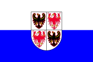 Flagge Trentino - Südtirol