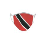 Gesichtsmaske Behelfsmaske Mundschutz Trinidad And Tobago
