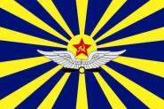 Flagge UdSSR Luftwaffe