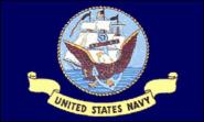 Flagge US Navy