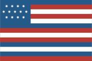 Flagge US Serapis