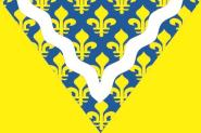Flagge Val de Marne Department