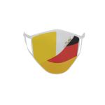 Gesichtsmaske Behelfsmaske Mundschutz Vatikan-Deutschland