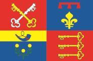 Flagge Vaucluse Department