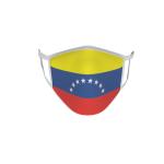 Gesichtsmaske Behelfsmaske Mundschutz Venezuela
