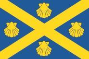 Flagge Versonnex Commune