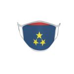 Gesichtsmaske Behelfsmaske Mundschutz Vojvodina