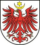 Aufkleber Werben Wappen