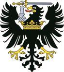 Aufkleber Westpreussen Adler Preussen
