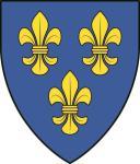 Aufkleber Wiesbaden Wappen